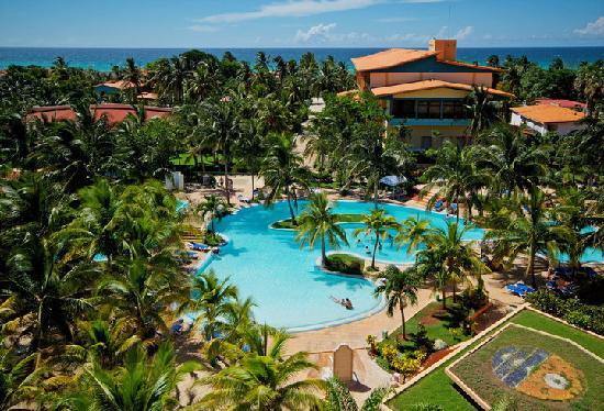 vista-panoramica- hotel sol sirenas coral