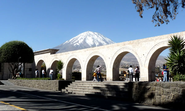 Paquetes turísticos en Arequipa