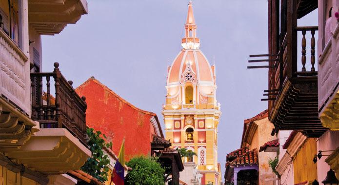 Paquetes Año Nuevo en Cartagena