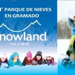 SNOWLAND Parque de Nieves