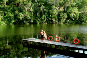 Tarapoto y lago lindo