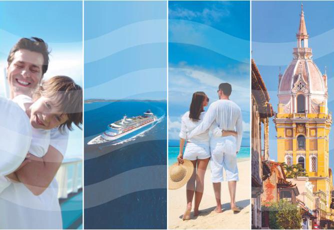 paquete de viajes en crucero