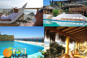 Paquete a Vichayito: Disfruta del sol y la arena en hotel Aranwa