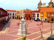 plaza-de-la-aduana-cartagena
