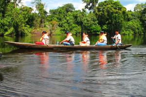 Paquete Cumaceba Lodge en Iquitos