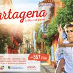 Paquetes a Cartagena 2017 - para viajar todo el 2017