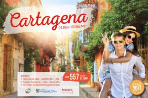 Paquetes a Cartagena 2017 – para viajar todo el 2017