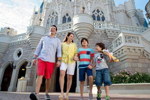 Paquetes a Disney con pases Magia a tu manera