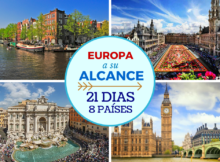tour europa a su alcance