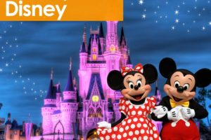 Paquete Disney – Ahora es el momento para unas vacaciones en Disney