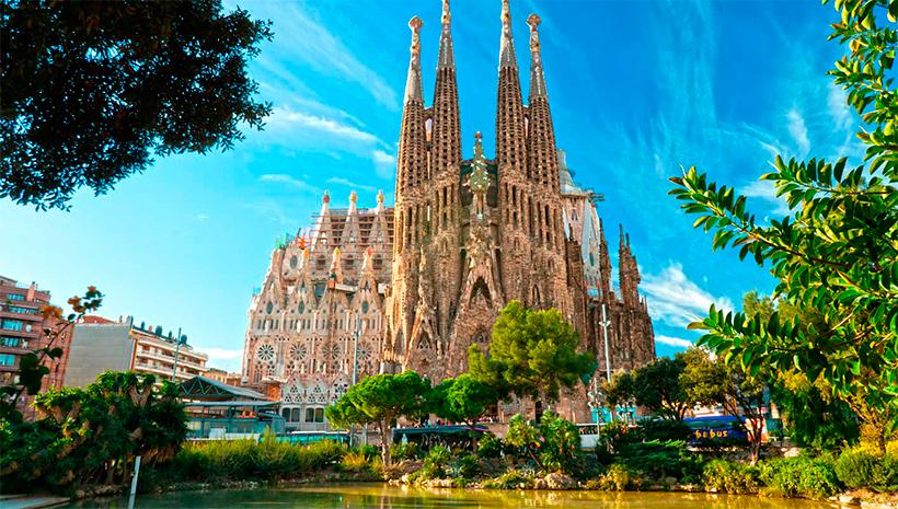Barcelona: Sagrada Familia