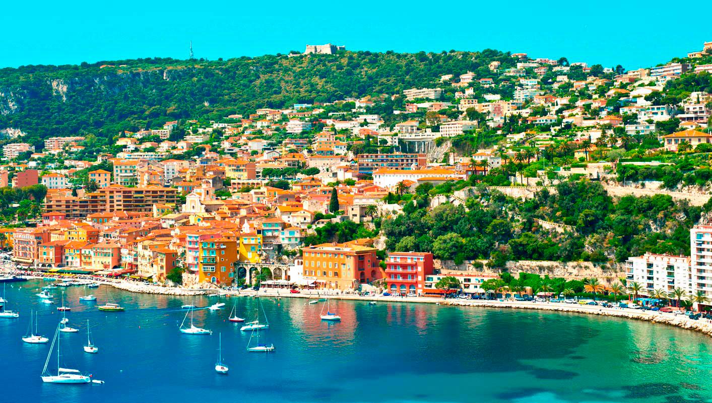 La Costa Azul: La región más italiana de Francia, llena de historias de casinos y lujo