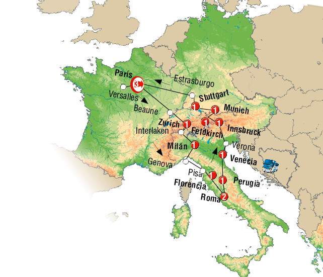tours-europa-central