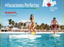 paquete Fiestas Patrias en Aruba