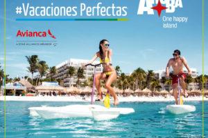 Paquetes Fiestas Patrias en Aruba