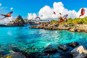 Parques en Cancún y Riviera Maya