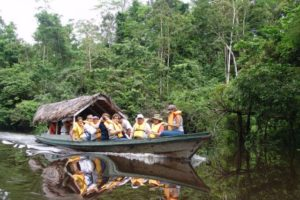 Amazonas Sinchicuy y Tambo Yanayacu Lodge