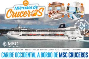 Crucero desde la Habana