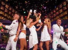 Año Nuevo en cancun