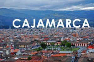 Paquetes turísticos a Cajamarca