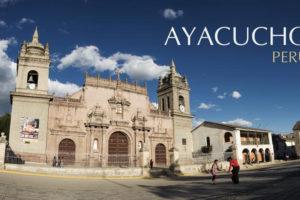 Paquetes turisticos en Ayacucho