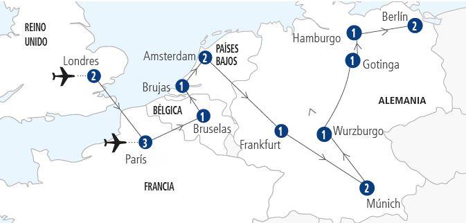 mapa-gira-centroeuropea-inolvidable