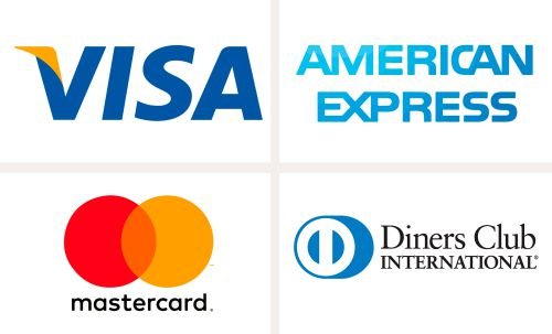 pagar con visa y mastercard